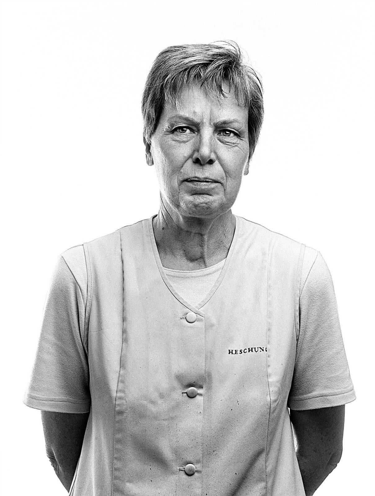 christophe urbain heschung portraits d 39 ouvriers de l 39 usine de steinbourg pour le studio hors. Black Bedroom Furniture Sets. Home Design Ideas