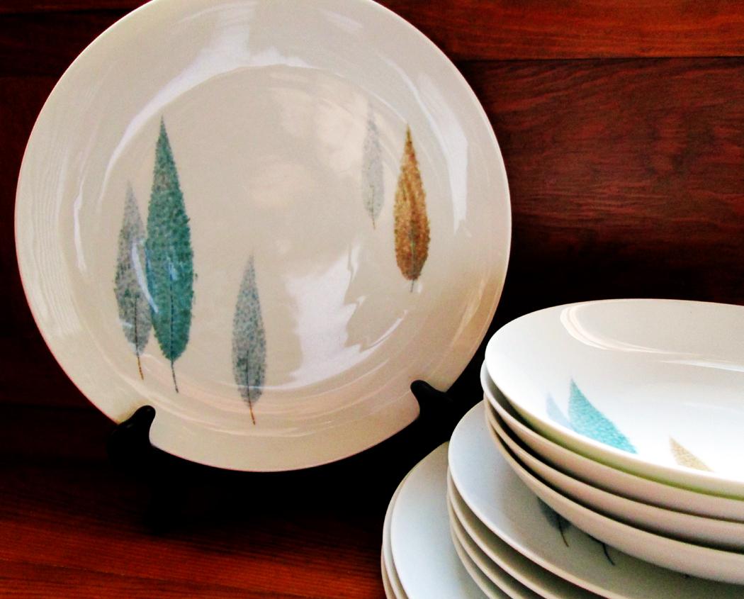 the garage sale archeologist noritake namiki  dinnerware set - noritake namiki  dinnerware set