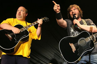 Tenacious D - Rize Of The Fenix Lyrics