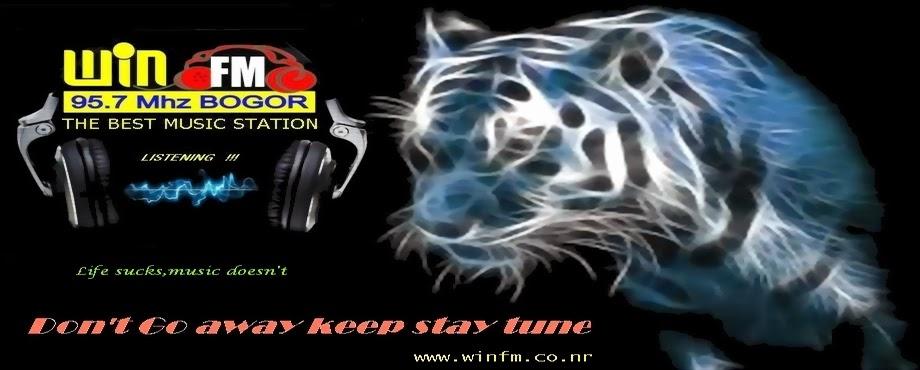 WinFM 95.7  Bogor
