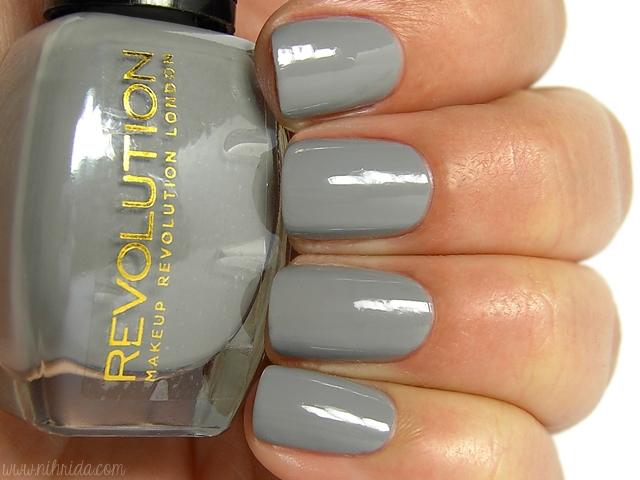 Makeup Revolution Nail Polish - Promises