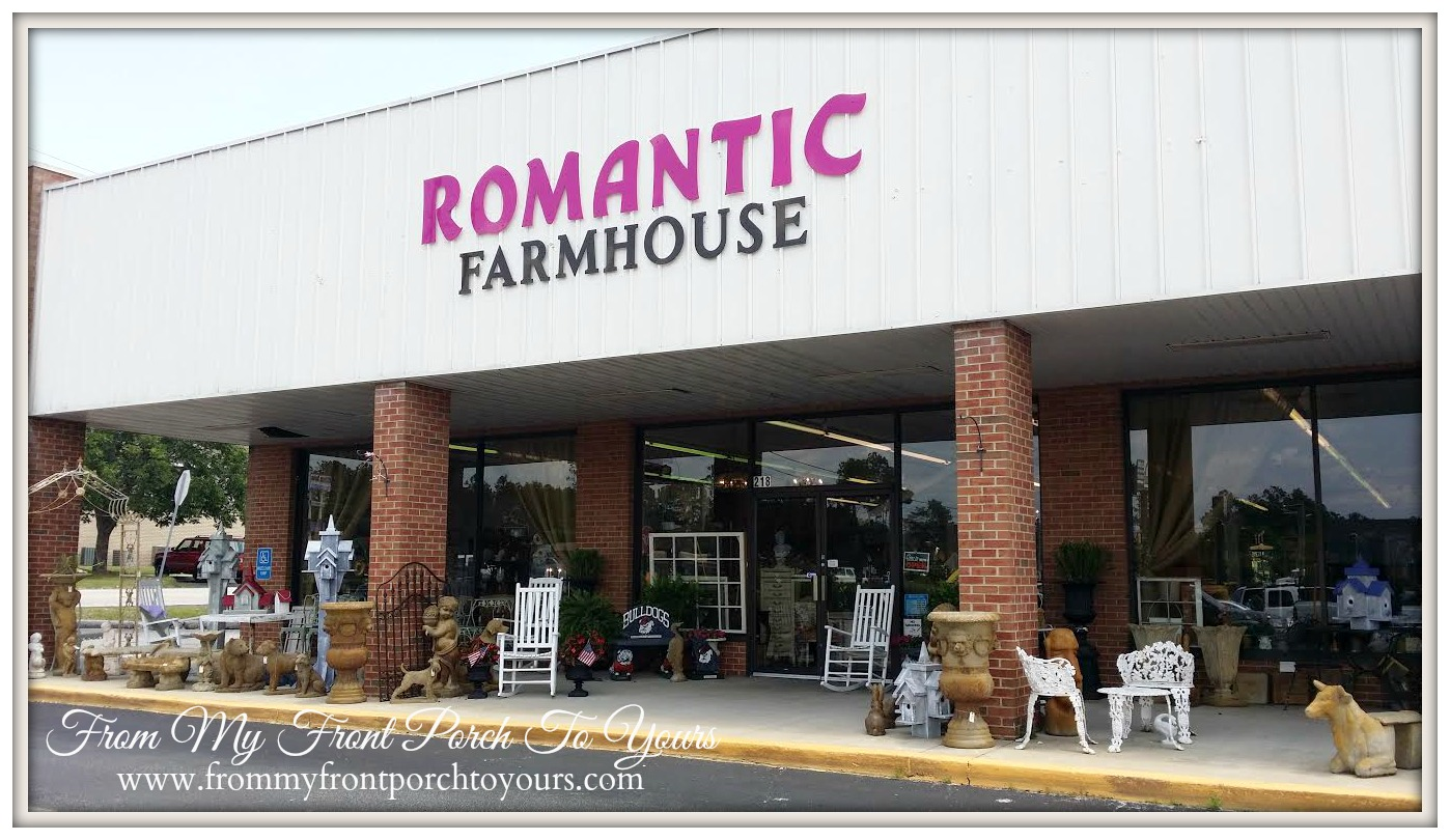 From My Front Porch To Yours- Romantic Farmhouse