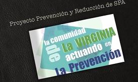 La comunidad de la Virginia actuando la prevención