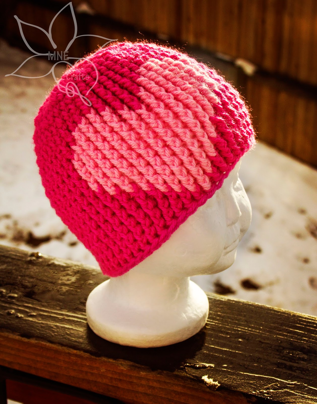 MNE Crafts: The Emy Collection - Emy\'s Beanie