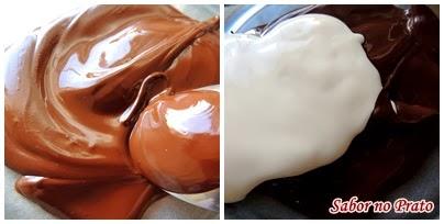 cobertura fácil de fazer para bolo de chocolate