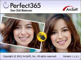 ดาวน์โหลดโปรแกรมฟรี  PERFECT 365 ตกแต่งรูปภายในคลิ๊กเดียว