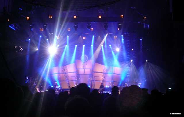 Florence and machine stage 2012