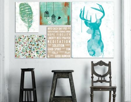 taxidermy-decor-love-or-hate-cornamenta-ciervo-decoracion-pared-top-blog-decor-mejor-blog-decoracion-interiorismo