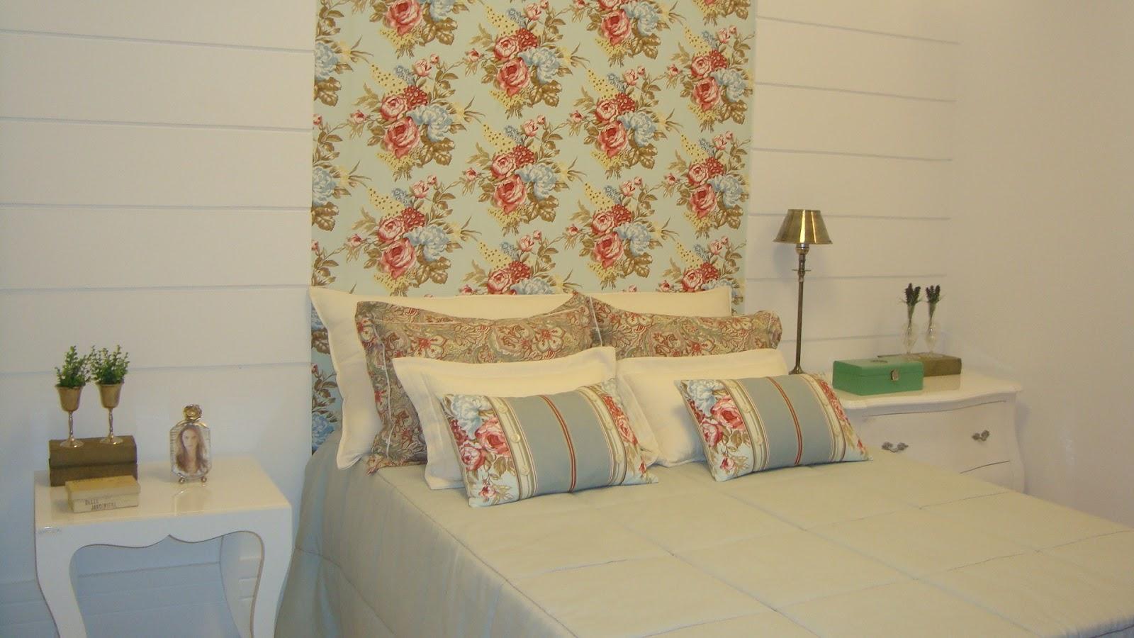 Sala Pequena Com Tecido Na Parede ~  hoje, é a utilização de tecidos colados nas paredes Como funciona
