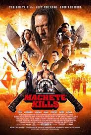 Tập Đoàn Sát Thủ 2 - Machete Kills 2013