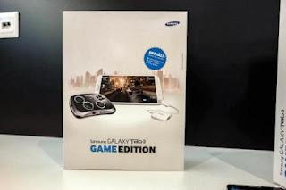 Samsung sipakan Galaxy Tab 3 edisi game