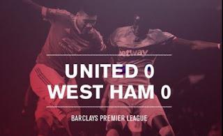 MU vs West Ham 0-0, Van Gaal Sesalkan Penyelesaian Akhir