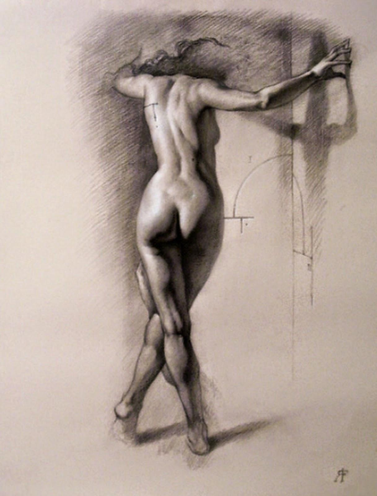 dibujos-mujeres-lapiz
