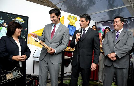 Se presentó el potencial turístico de Tarija en Ferinoa 2013