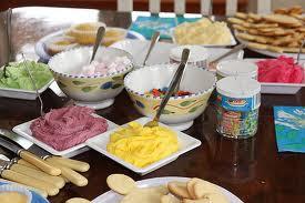 Kids and food sleepover food ideas
