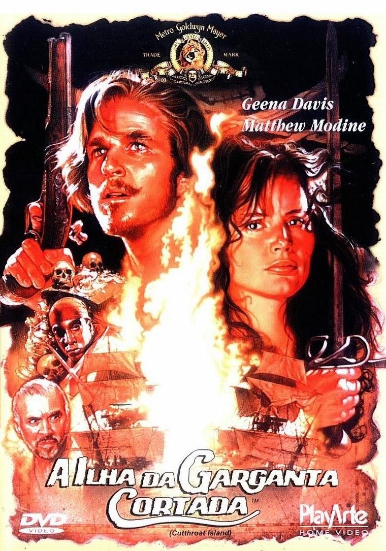 A Ilha da Garganta Cortada – Dublado (1995)