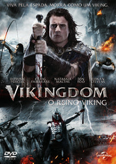 Download - Vikingdom – O Reino Viking – BDRip AVI Dual Áudio + RMVB Dublado ( 2013 )