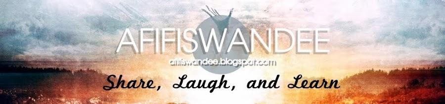 afifiswandi