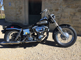 Harley FX 1972