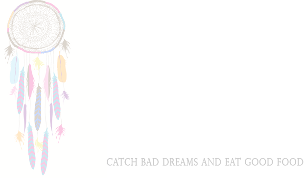 catch bad dreams and eat good food