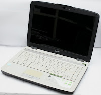 Laptop bekas Acer Aspire 4720z