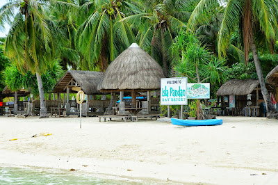 Isla Pandan Puerto Princesa Palawan