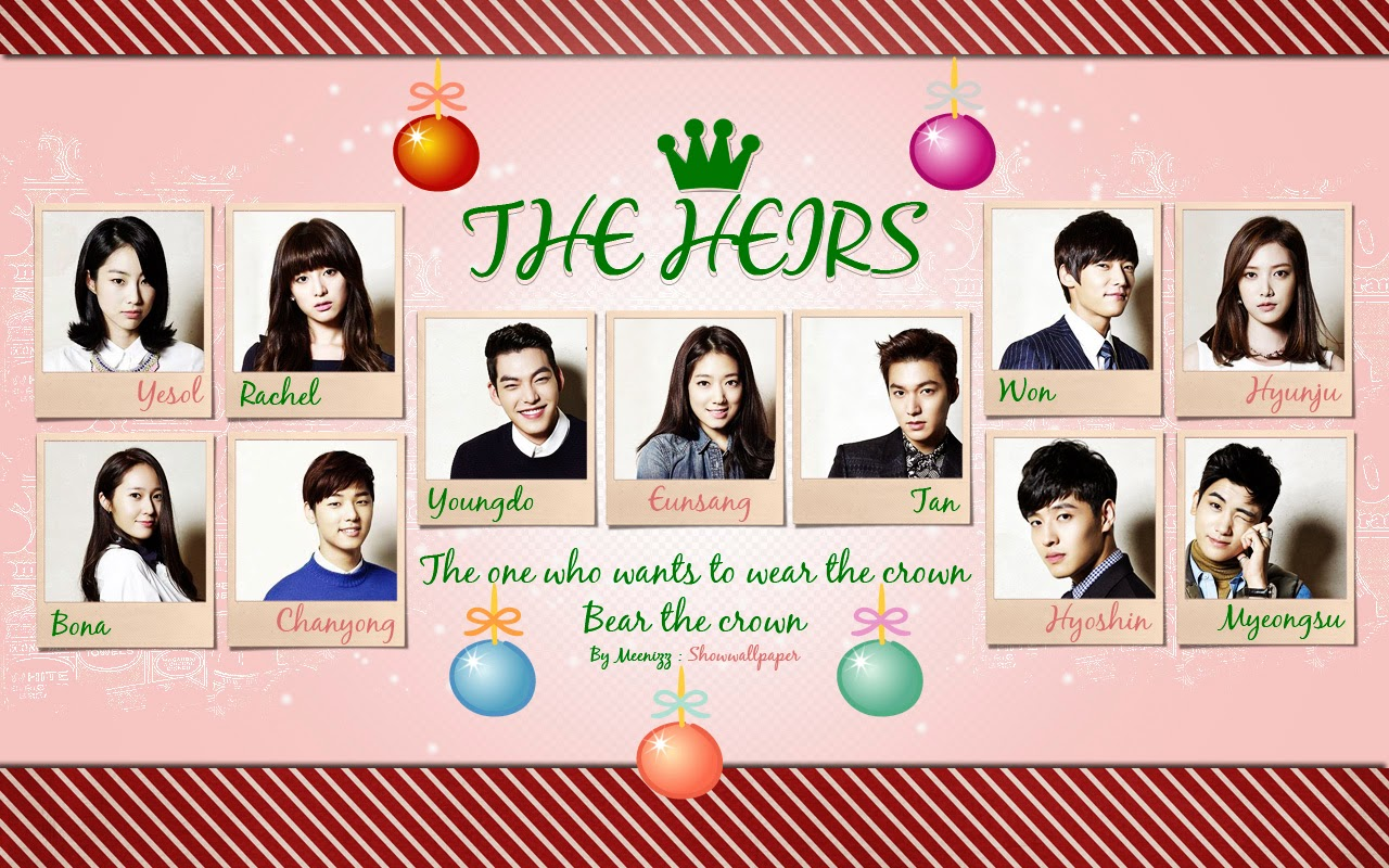 Kdrama The Heirs