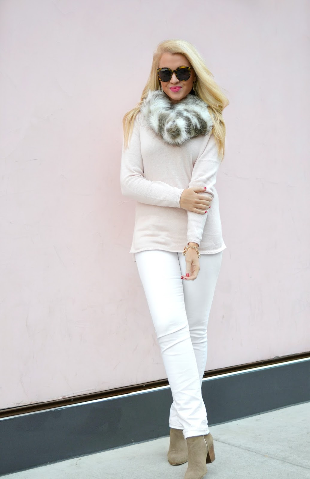 winter-white-outfit-with-suede-booties