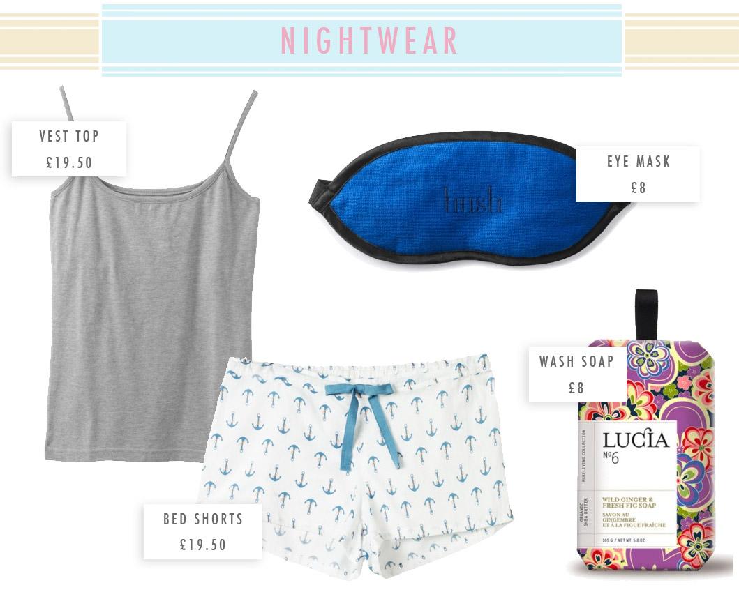 hush nightwear