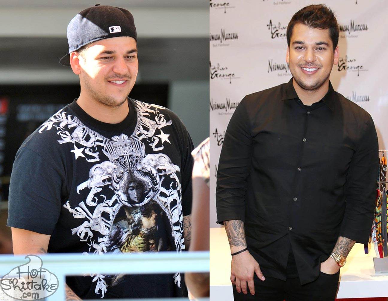 Rob Kardashian Weight Gain