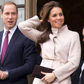 Prince William and the Duchess Catherine, Kate Middleton