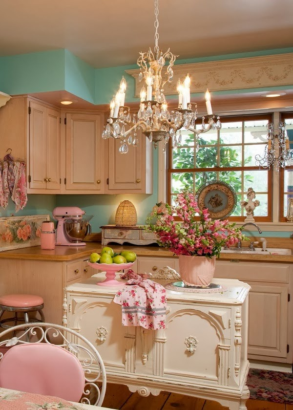 The Centric Home: Boho Kitchen Decor
