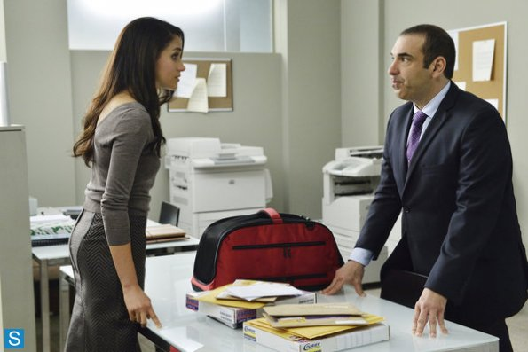 Suits 3.7 Review 'She's mine'