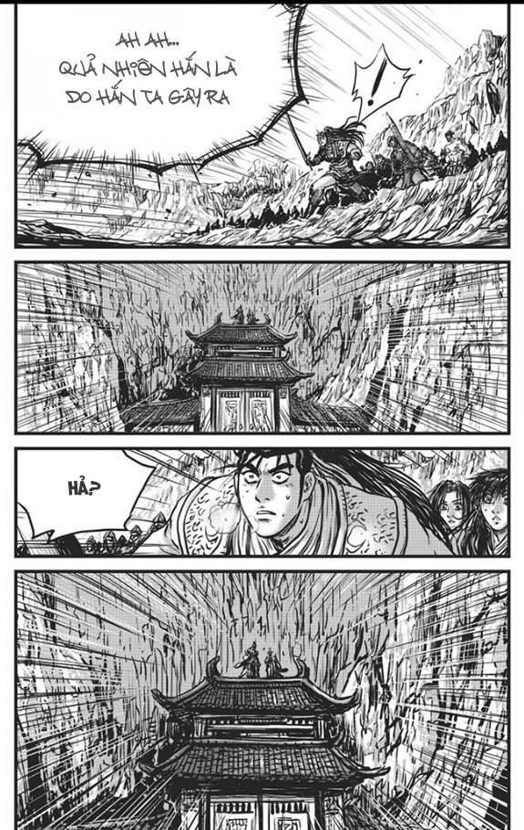 Hiệp Khách Giang Hồ chap 460 Trang 21