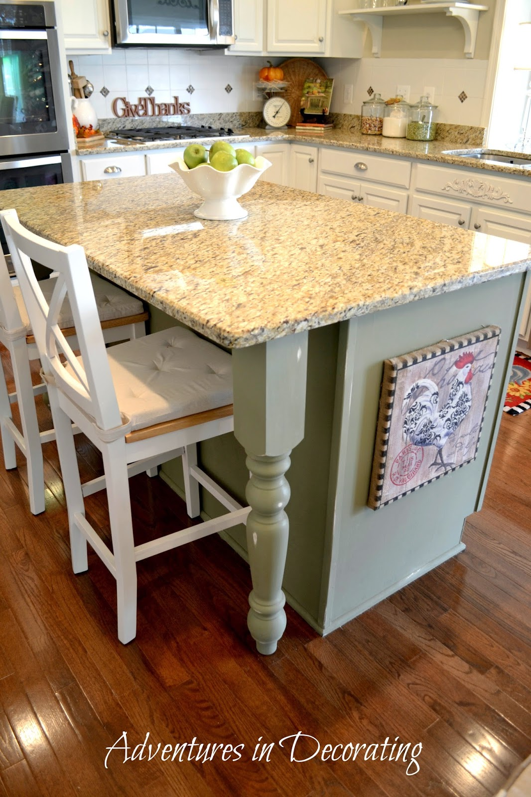 someday we 39 ll replace its granite countertop with butcher block