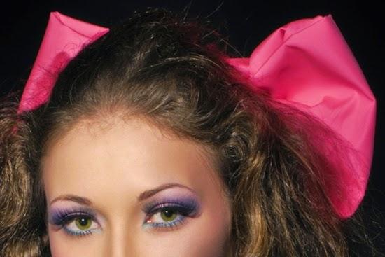 gaya busur rambut: tren kecantikan teraneh 2014
