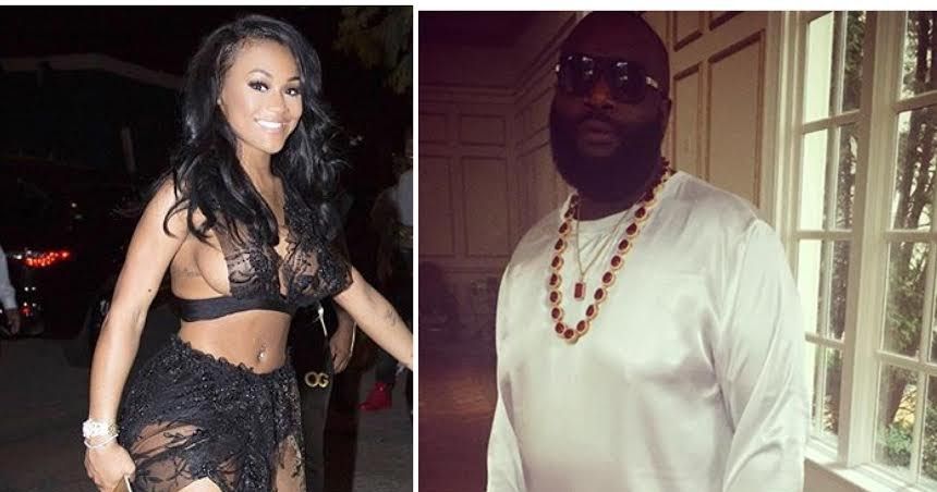 He Put A Ring On It Rick Ross Is Engaged To Girlfriend