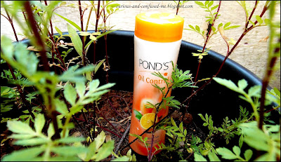 Pond's Oil Control Talc - Orange Peel Extracts review, Ponds Oil Control talc review, Oil Control Talc - Orange Peel Extracts , Ponds Orange powder review, Powder in India review, Best powder india, Powder for oily skin, Ponds powder review.