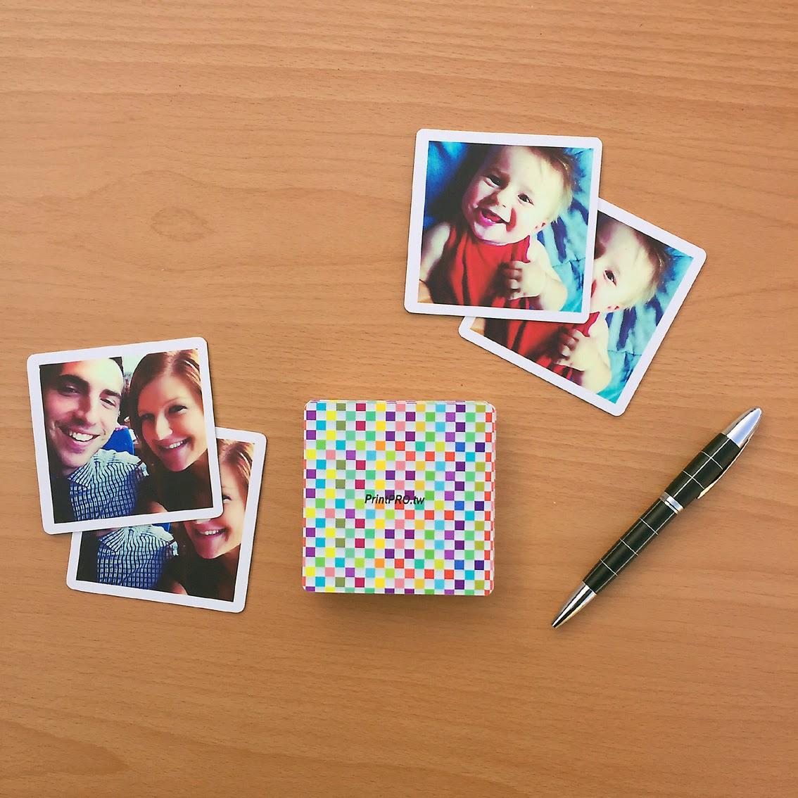 memory game  waterproof  for instagram -photo gift