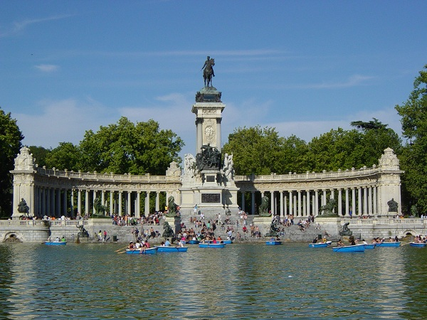 Parque del Retiro e Casa de Campo