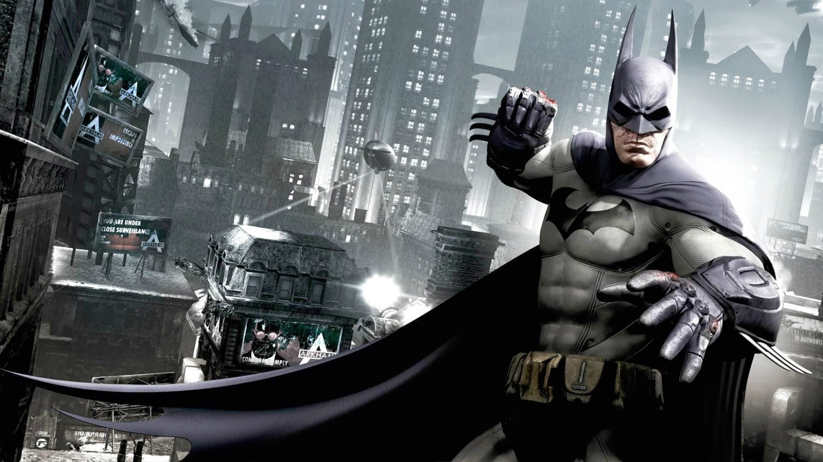Batman Arkham Origins Picture