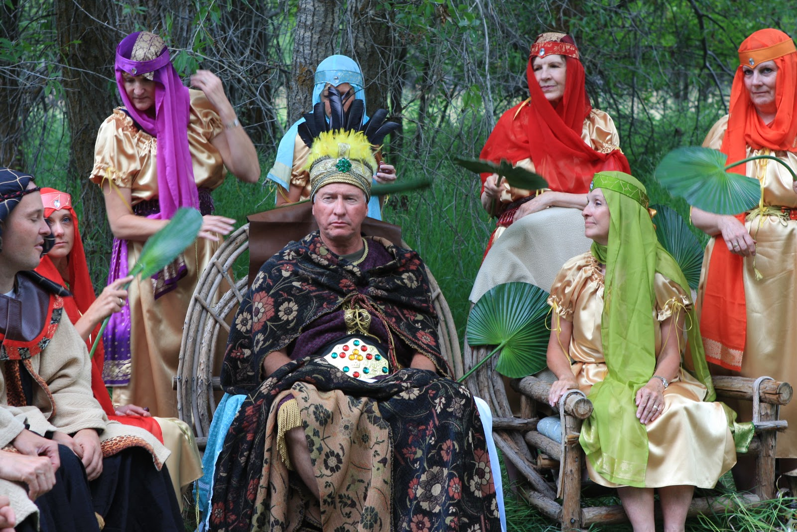 King Noah And His Wicked Women