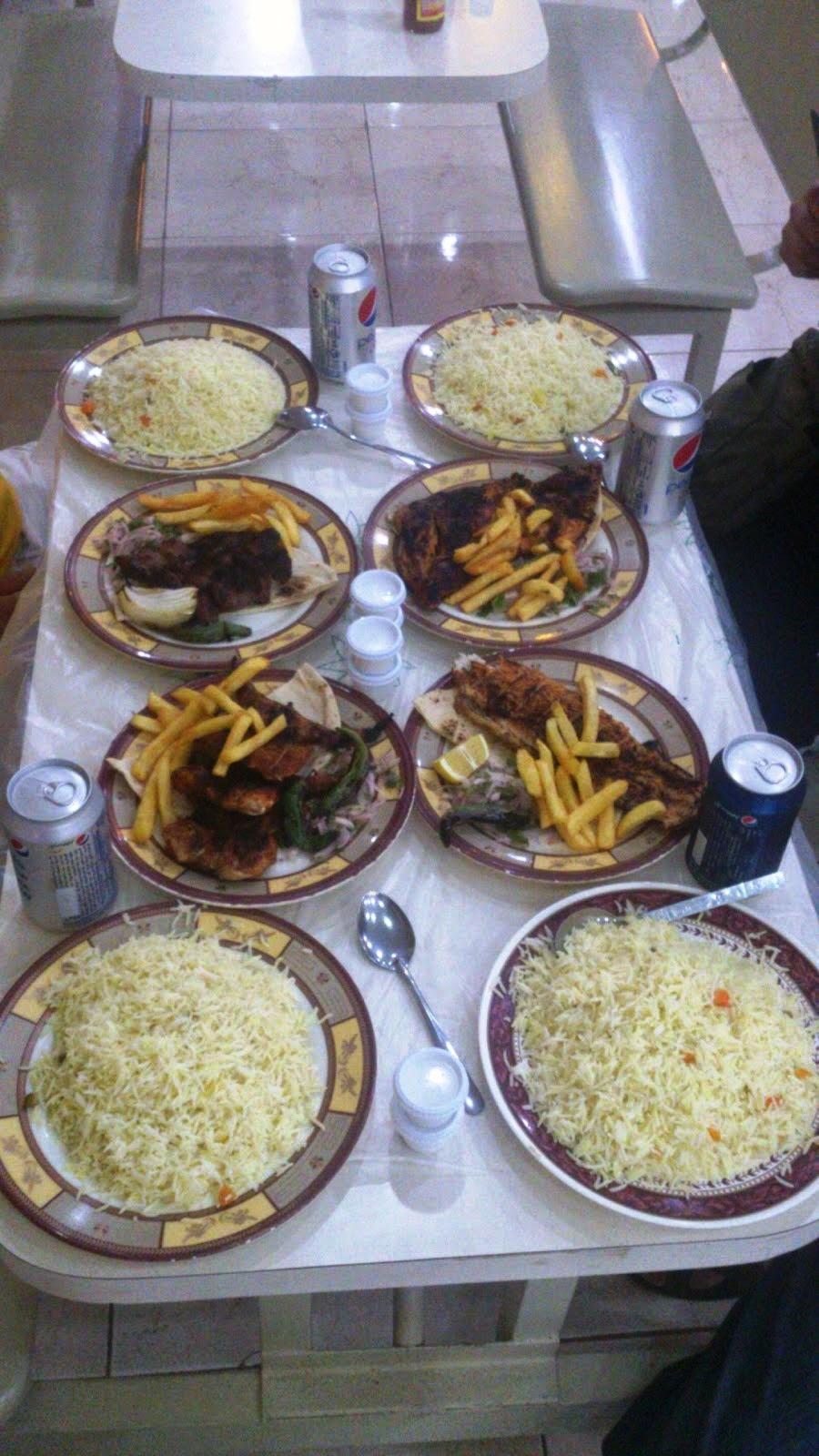A taste of saudi arabia istanbul restaurant turkish for A taste of turkish cuisine