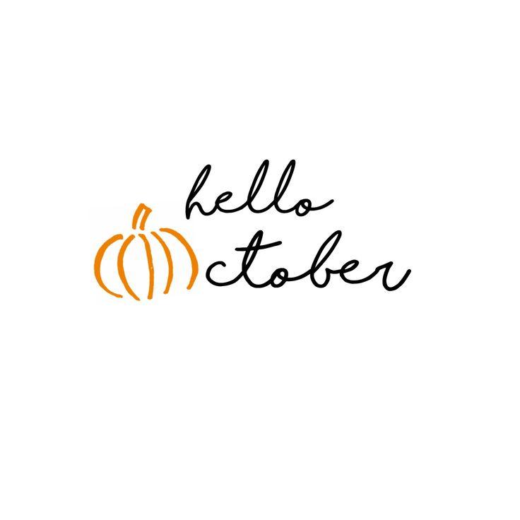 Hello Ѽctober