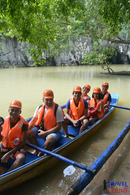 Proper Gears to Underground River Palawan