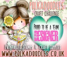 Proud to design for Polkadoodles