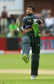Ahmed Shehzad Cricket Star