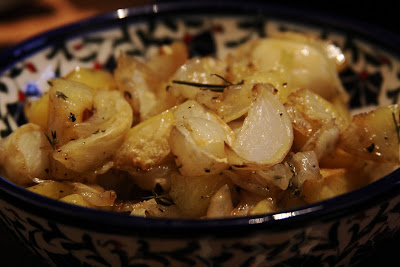 Roasted Root Vegetables with Fennel :: Plate and Pour