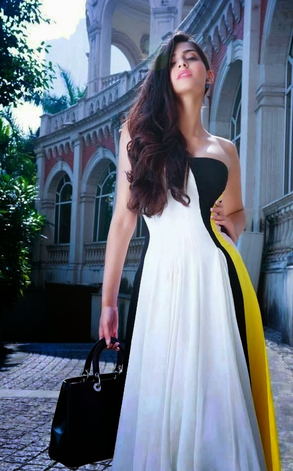 Sonam Kapoor HD Hot Wallpapers - Photoshoot - 2014 Collection
