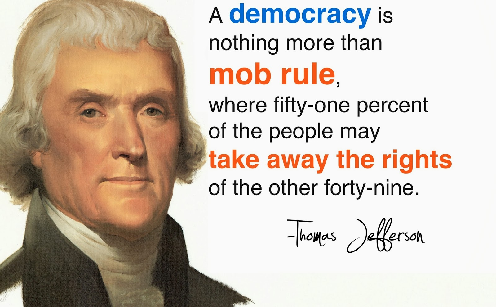Image result for mob rule democracy